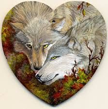 Happy Valentine's Day to all my pack mates :-)